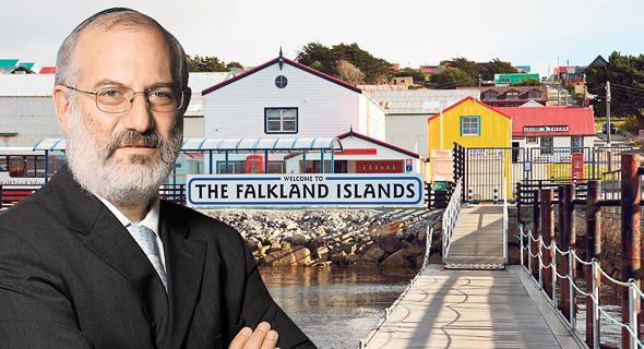 אדוארדו אלשטיין בעל השליטה ב IFISA סטנלי בירת איי פוקלנד, צילום: שאטרסטוק, אוראל כהן