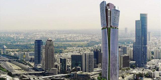 התובע התקפל: ריב הקרדיטים על מגדל ''בין ערים'' נגמר בלא כלום