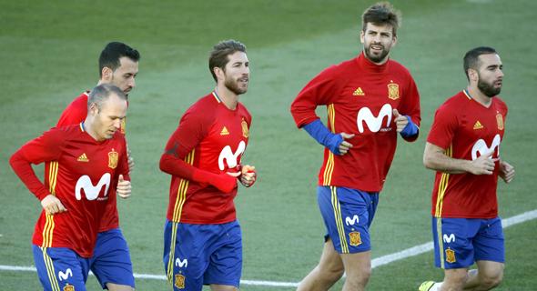 שחקני ספרד