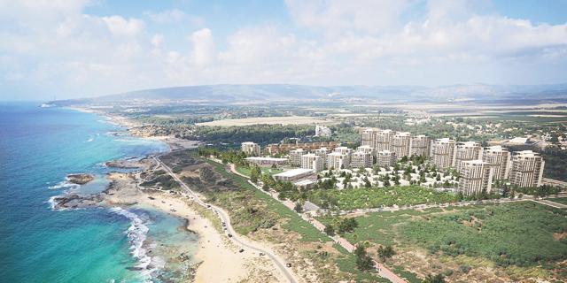 נאבקים על החוף: תוכנית הבנייה באכזיב מגיעה לבית המשפט