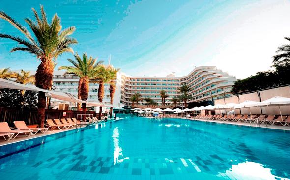 A hotel in Eilat. Photo: PR