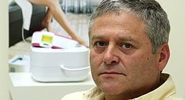 אמיר ולדמן דוקטור מ מייסדי הום סקינוביישנס Home Skinovations, צילום: ערן יופי כהן