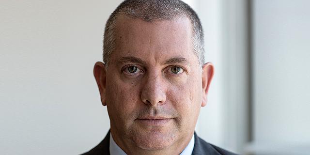 """אבי אורטל, מנכ""""ל לאומי פרטנרס , צילום: אלי אטיאס"""