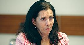דורית סלינגר המפקחת על שוק ההון והביטוח, צילום: אוראל כהן