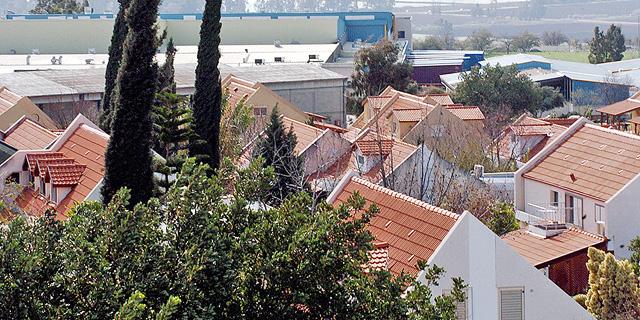 החוק שיתיר פיצול דירות לא יחול על המושבים והקיבוצים