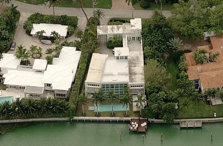 הבית של ליל וויין. לא יכול למכור בעתיד הקרוב