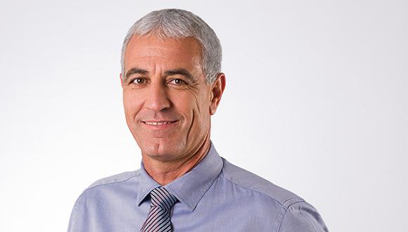 ציון גבאי מנהל מערכות אחסון אירופה DELL EMC