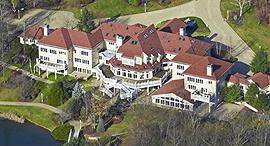 50cent  בתים של ראפרים קונטיקט