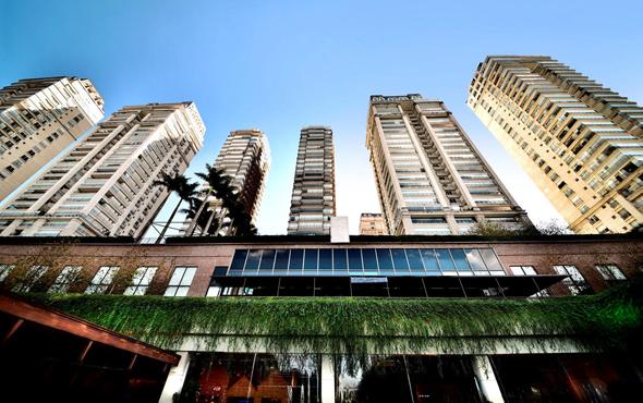 סאו פאולו ברזיל Shopping Cidade Jardim in Sao Paulo נכס ש גזית גלוב רכשה