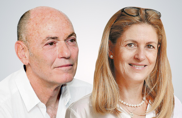 """אתי וגבי רוטר, מנכ""""לים משותפים בקסטרו. אתגר במכירות מקוונות"""