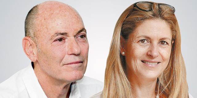 """אתי וגבי רוטר, מנכ""""לים משותפים בקסטרו. אתגר במכירות מקוונות, צילומים: עמית שעל, אוראל כהן"""