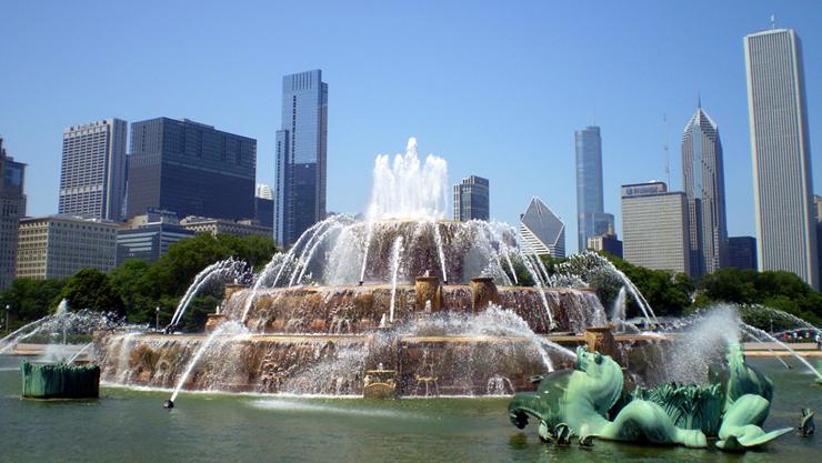 """שיקגו, ארה""""ב"""