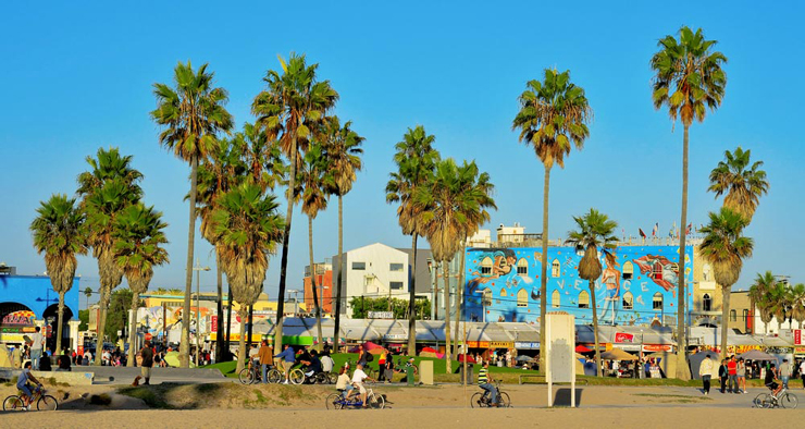 מקום 1 - לוס אנג'לס