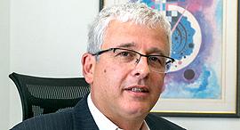 אנדרו אביר מנהל חטיבת השווקים ב בנק ישראל, צילום: אוהד צויגנברג