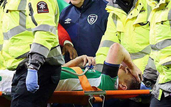"""קולמן עבר ניתוח בדבלין ביום שבת ובעיתון הטיימס מדווחים כי פיפ""""א ישלמו את השכר שלו לאורך תקופת ההחלמה. מדובר על תקופת החלמה של 6 חודשים לפחות"""