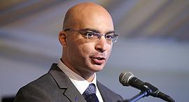 ברק סורני מנכ״ל פסגות בית השקעות, צילום: עמית שעל