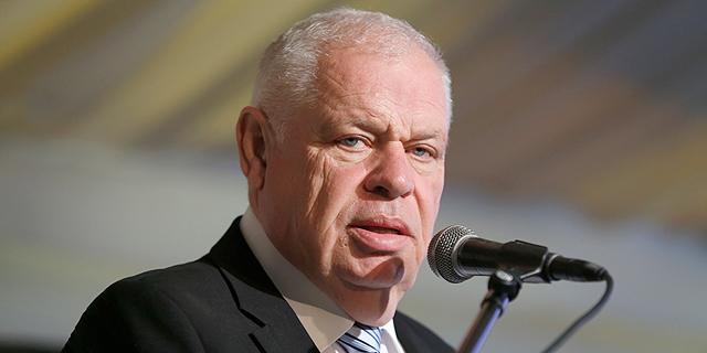 """רונן פלוט, ראש עיריית נצרת. """"יזמים רוצים לבוא הנה"""", צילום: עמית שעל"""