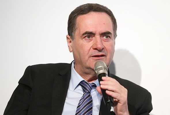 Israeli Minister of Transportation Yisrael Katz
