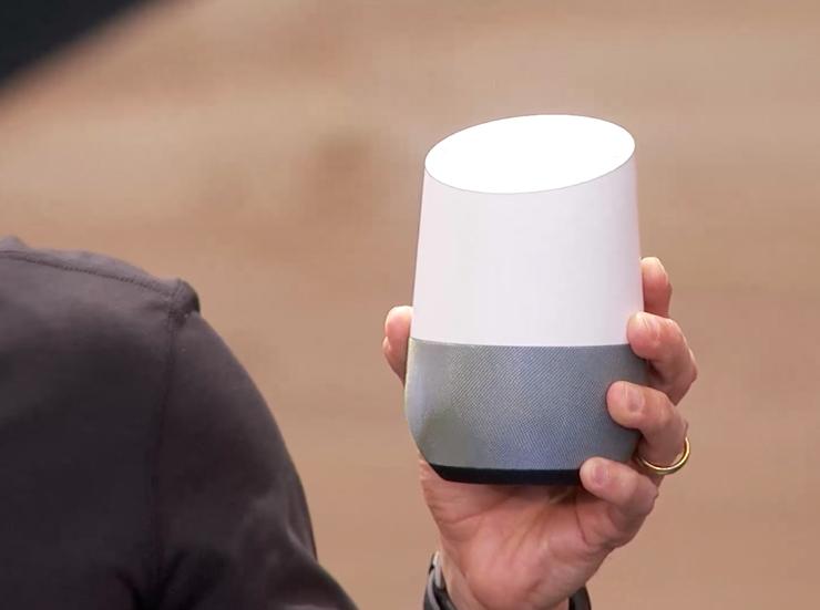 גוגל הום. רוצה להיכנס לתחום הבית החכם, צילום: google