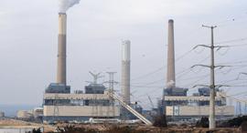 תחנת כוח של חברת החשמל, צילום: ישראל יוסף