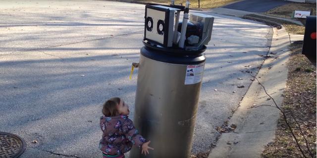 רובוטי חמודי חיבוקי