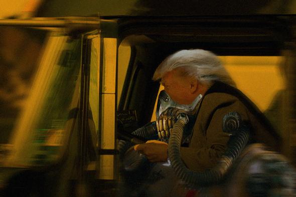 אימורטן טראמפ, צילום: WELYYT/REDDIT רדיט