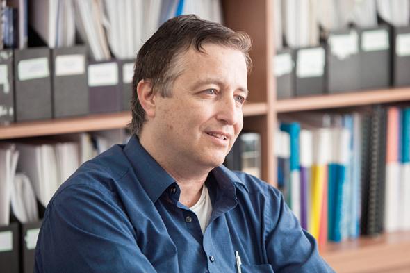 ראש אגף מאקרו ומדיניות בחטיבת המחקר של בנק ישראל עדי ברנדר, צילום: עומר מסינגר