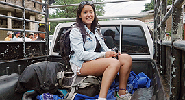 מוסף שבועי 30.3.17 בדרכים מקסיקו דנה לב לבנת דוידה, צילום: דנה לב לבנת