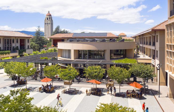 בית הספר למנהל עסקים, סטנפורד, קליפורניה, צילום: mbamission