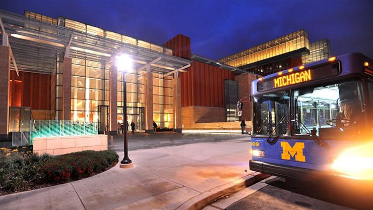 """בי""""ס רוס באוניברסיטת מישיגן, צילום: twitter /Gail Muscott"""
