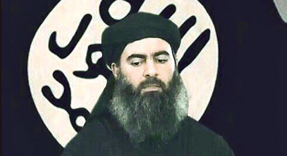 מנהיג דאעש אל בגדאדי, צילום: SalamPix/ABACA
