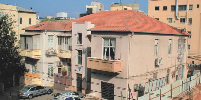 """רמי שריקי וצורי סעדה רכשו בניין לשימור בת""""א ב־16 מיליון שקל"""