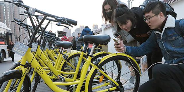 מהפכת האופניים השיתופיים: הסינים מגלים שזה לא קל להמציא את הגלגל מחדש