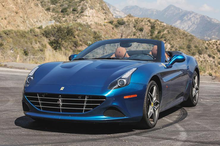 פרארי, צילום: Ferrari