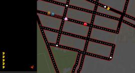 פאקמן, צילום: גוגל מפות