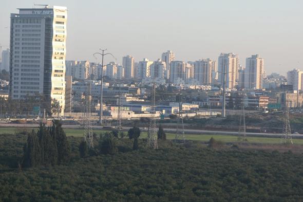 קרית אריה. תוכנית להגדלת זכויות הבנייה ב-600% אושרה בוועדה המחוזית מרכז