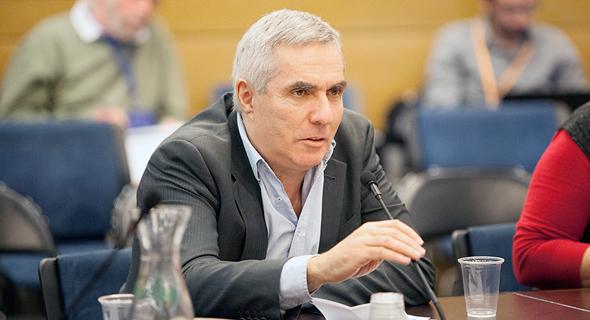 מנהל רשות הגז אלכסנדר ורשבסקי. צינור במחלוקת