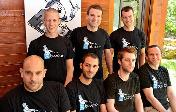 The Bizzabo team. Photo: PR