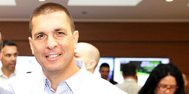 """רון גריסרו מונה למנכ""""ל חברת הטכנולוגיות מתף של הבינלאומי"""