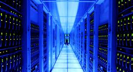 מרכז נתונים - דאטה סנטר, צילום: © SAP AG / Reto Klar