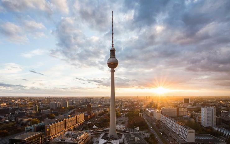 ברלין, גרמניה. האזרחות המבוקשת ביותר