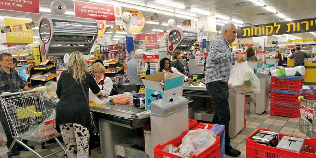 בזכות העיתוי של פסח: מכירות מוצרי הצריכה צמחו ברבעון הראשון ב-3.8%