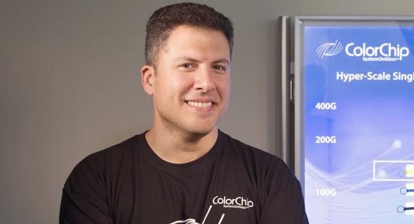 ColorChip CEO Yigal Ezra. Photo: PR