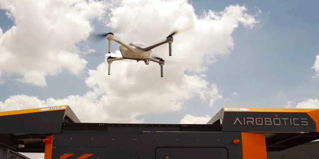 Airobotics Fueled by Additional $10 Million in Funding