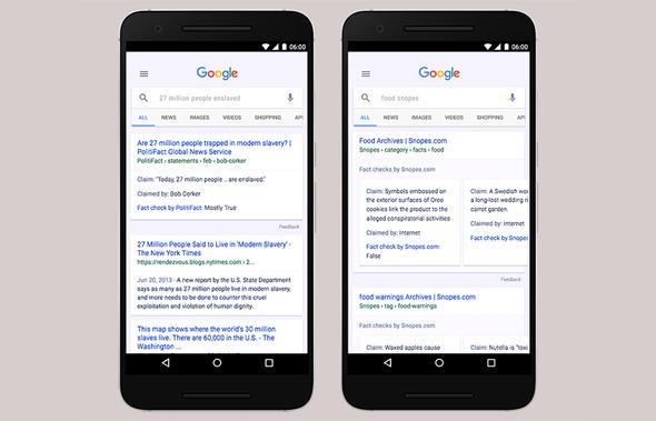 גוגל כלי זיהוי פייק ניוז חדשות מזוייפות, צילום: google