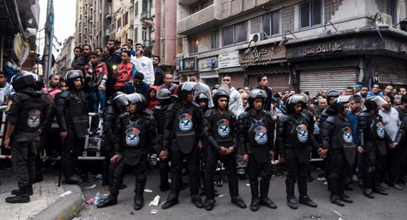 שוטרים באלכסנדרייה