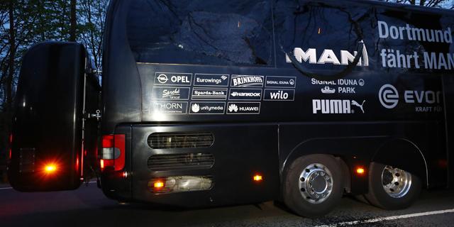 """ניסיון הפיגוע באוטובוס של בורוסיה דורטמונד: """"המניע היה תאוות בצע"""""""