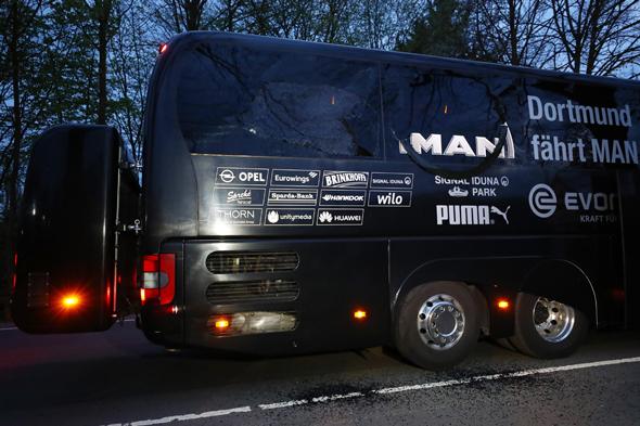 האוטובוס של דורטמונד. טרור פיננסי