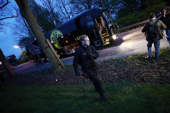 האוטובוס של דורטמונד