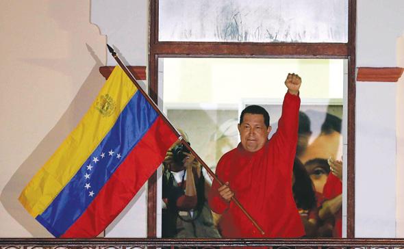 ונצואלה - הנשיא לשעבר הוגו צ'אבס: פריצה לטוויטר של הנשיא הביאה